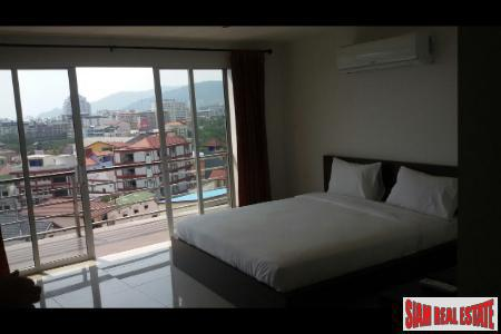 Fabulous Seaview Condo in Exclusive Estate for sale in Patong