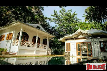 Three Bedroom Pool Villas only 150m From the Beach in Kao Tao