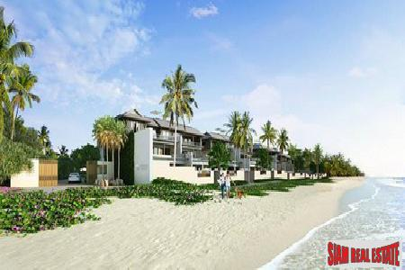 Exclusive Beach Front Apartments in 3