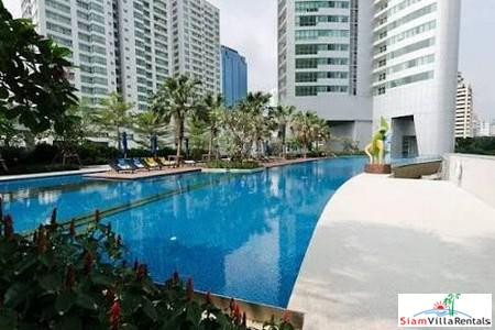 Millennium Residence | Nice size 2+1 Bedroom Condo for Rent near Asoke BTS
