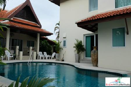 Beautiful 5-Bedrrom Resort-Like House for Rent in Rawai