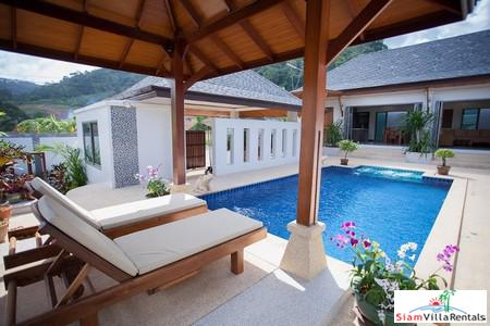Private Pool Villa for Rent in Rawai