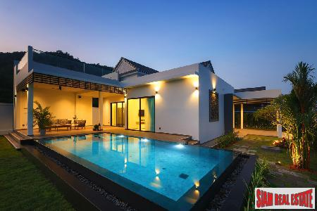 New Modern and Private Pool Villa Development Available in South Hua Hin