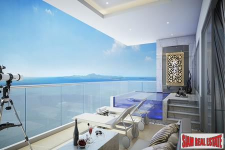Luxury Hotel Managed Investment Condos at Pratumnak Hills