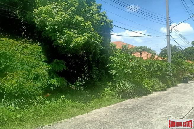 216 sqm of Residential Building Land at Sai Yuan, Rawai