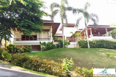 Peaceful Villa Living Near Layan Beach