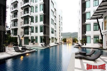 Spacious 3 bedroom Condo within walking distance of Kamala Beach