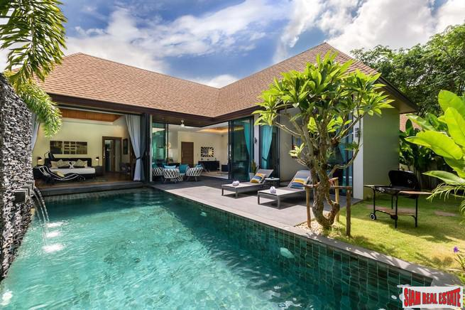 New Modern Pool Villas Near Beautiful at Rawai/Nai Harn Beach