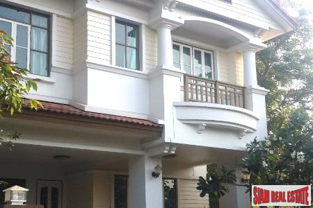 Mantana Village | Three Bedroom House for Sale Parallel to Motorway Rama 9