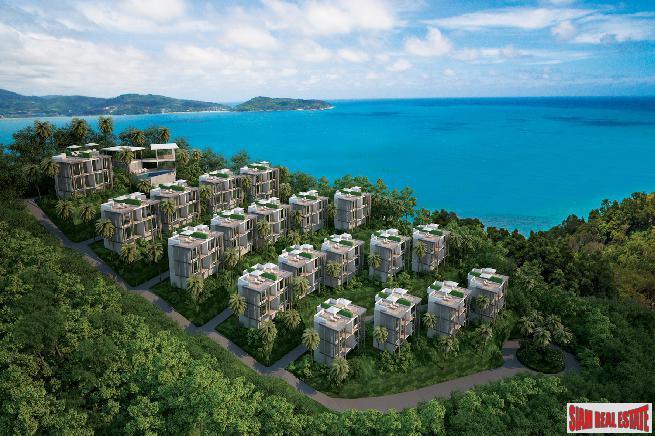 New Tropical Sea View Development in Kamala, Phuket - INVESTMENT OPPORTUNITY