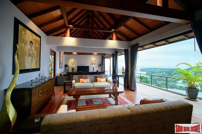 Luxurious Ultra-Private Sea View Villa 11