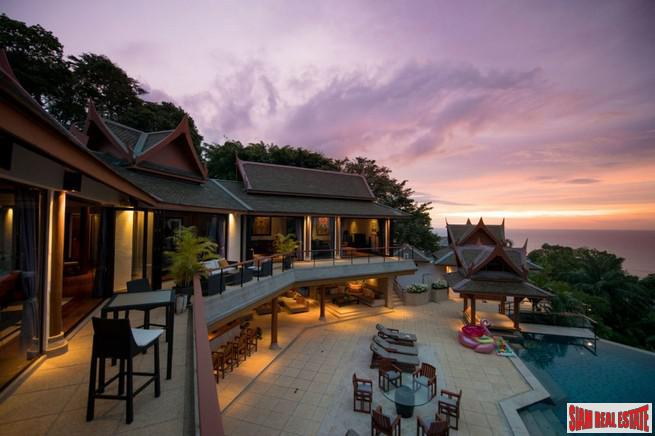 Luxurious Ultra-Private Sea View Villa 2