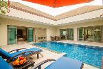 Quality Modern 3 Bed Pool Villa at Nai Harn Beach