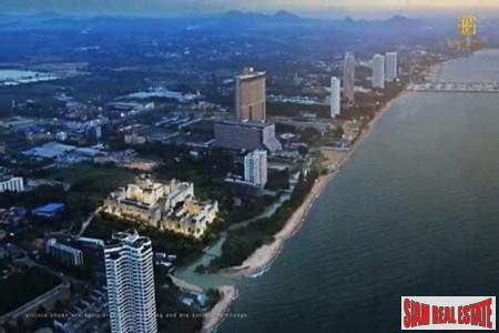 Beachfront Condo Resort Pattaya At Affordable Price