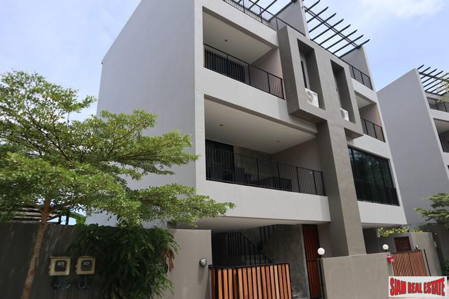 3-Bedroom Townhome with Private Pool in Kamala