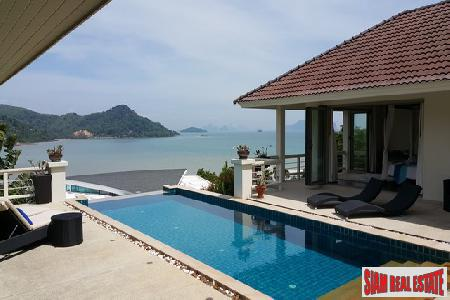 Stunning 4 Bed Villa for Sale with Panoramic Sea Views at Ao Po