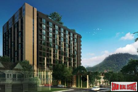New One and Two Bedroom Condos for Sale in Phuket Town