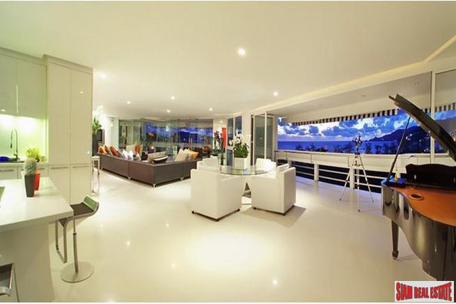 Deluxe Modern Condo in Andaman Beach Suites on World Famous Patong Beach, Phuket