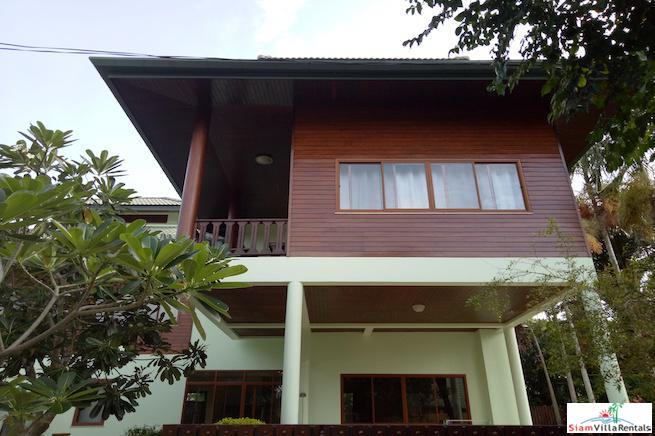 Three bedroom 3 bathroom home in Rawai