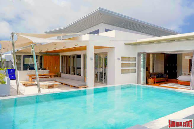 Exceptional Customized Penthouse Near the Beach in Surin, Phuket