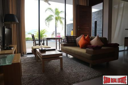 Sea Views from this Beautifully Decorated Condo in Kalim, Phuket
