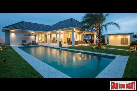 European Quality Villa for Sale Hua Hin Thailand