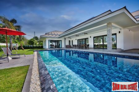 Private Pool Villas for Sale in Cha Am, Hua Hin