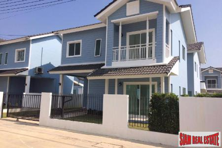 Two Storey Classic Design Villa for Sale in Hua Hin