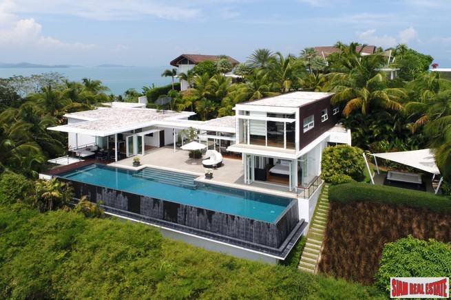 The Bay Cape Yamu | Luxurious Pool Villa with Sweeping Sea Views for Sale