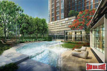 Excellent Value Exciting New Condo at Rama IX Rd