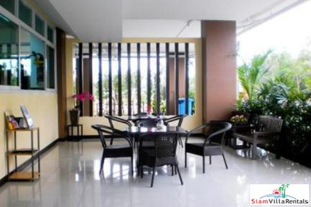 Top Floor Sea Views from this Hua Hin Condo for Rent