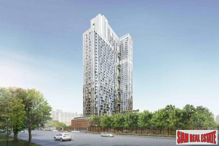 Brand New High-Rise Mega Project at Phahon Pradipat