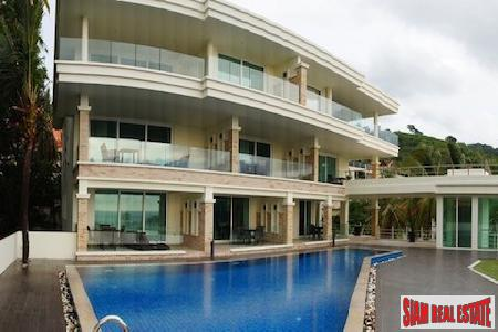 Panoramic Sea Views from this Apartment in Kata, Phuket
