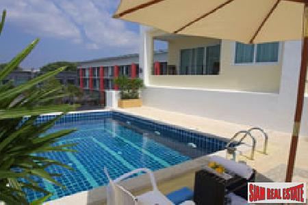 New and Very Conveniently Located Condominiums for Sale in Phuket, Phuket Town, Phuket