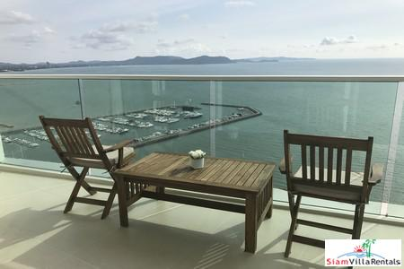 2 Bedrooms Absolute Beachfront Condominium with Full Panoramic Ocean View.