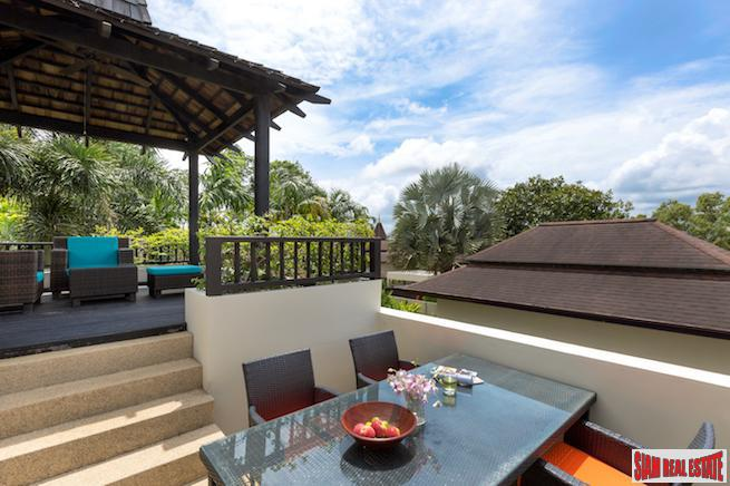 Fabulous Pool Villa a in Wonderful Layan Location