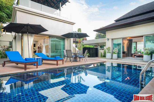 Newly Renovated Balinese Style Pool 7