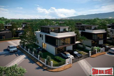 Brand New Villa Concept In Modern Living For Sale in Chiang Mai