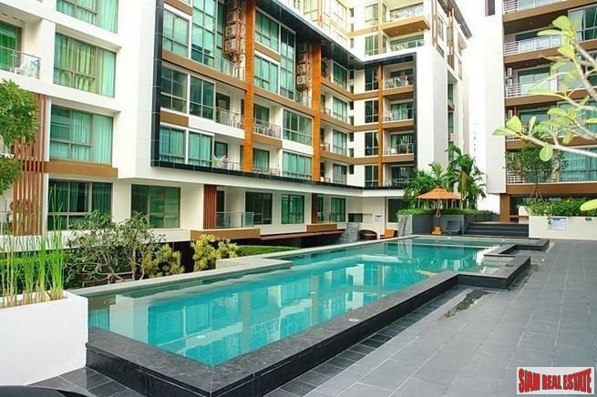 Big 1 Bedroom - Modern Living In The Heart Of Pattaya City Next to Avenue Mall