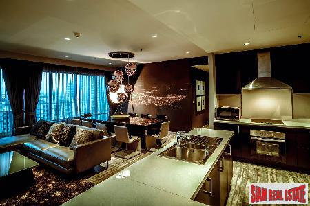 Luxury Living on Sukhumvit 24. 3bed/4bath with maid quarter at The Emporio Place