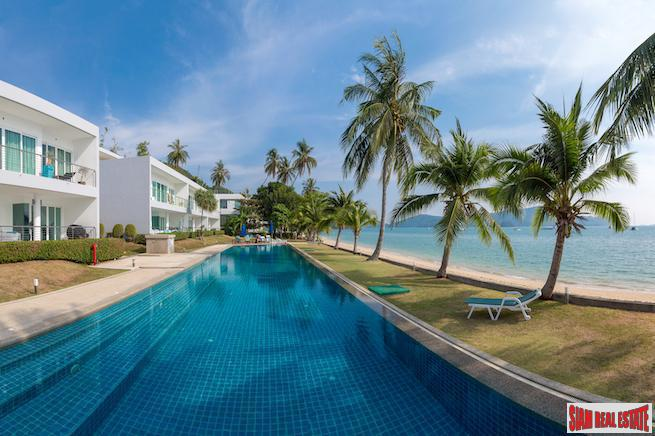 Fantastic Four Bedroom Sea View Condo for Sale in Cape Panwa