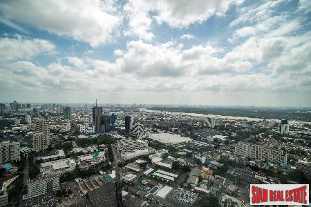 The Lumpini 24  | Top Floor (46th) Three Bed Penthouse for Sale at Sukhumvit Soi 24