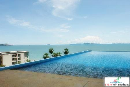 2 Bedroom 2 Bathroom (80sq.m.) Modern Residence With Beach Access - North Pattaya