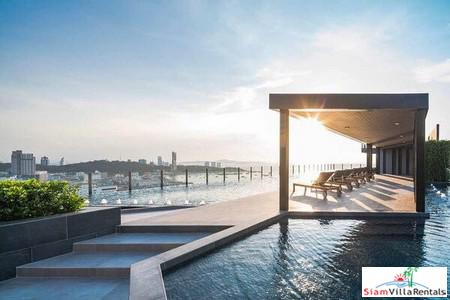 2 Bedroom Luxury High Rise Offering the Utmost Convenience At The Heart of Pattaya