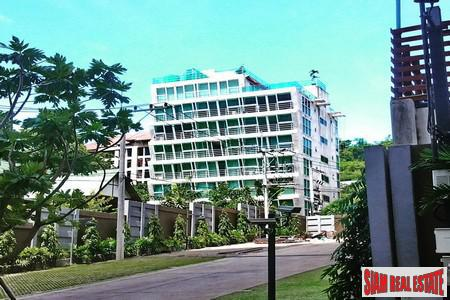 Boutique Condominium for Sale on Pratumnak Hills Pattaya