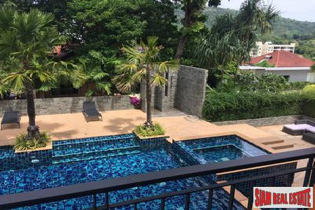 Walk to the Beach from this 2-Bedroom Condo in Nai Harn, Phuket