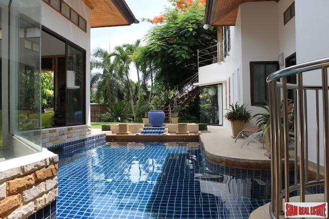 A Fantastic Spacious Pool Villa for Sale in a Great Location in Rawai