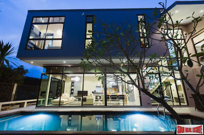 Phase 2 Exclusive Private Pool Loft Homes in Cherng Talay, Phuket