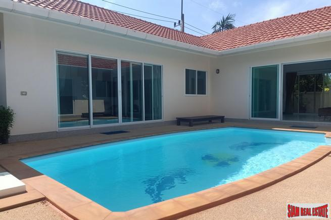 Two Bedroom Pool Villa for Rent in Rawai