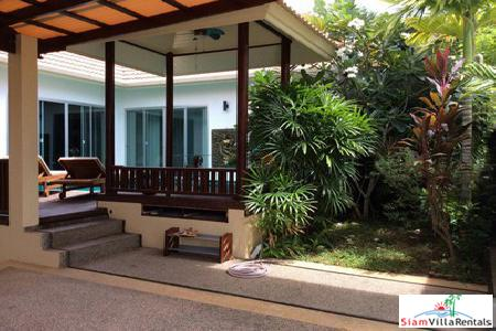 Three Bedroom Pool Villa for 2